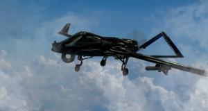 Cтратегічний безпілотник «Нічний сторож» від Textron дебютував на авіашоу у Парижі (відео)