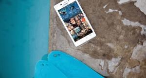 Sony представила водонепроницаемый смартфон Xperia M2 Aqua