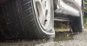 Новый производственный процесс позволяет создавать самовосстанавливающиеся шины