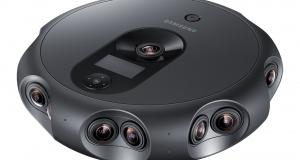 Новинка від Samsung: камера з 17 об'єктивами для VR- і 3D-фото