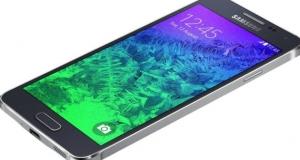 Samsung Galaxy Alpha изначально укомплектован четвертым поколением Corning Gorilla Glass