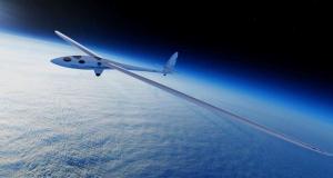 Планер будет изучать погодные явления на границе космоса