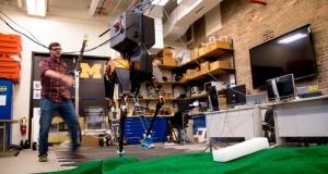 Американські інженери навчать робота рухатися по нестійкій поверхні