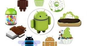 Доля рынка Android KitKat увеличилась, Jelly Bean по-прежнему доминирует