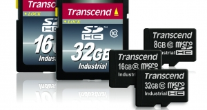 Защищенные карты памяти Transcend SDHC/microSDHC работают от -40°C до 85°