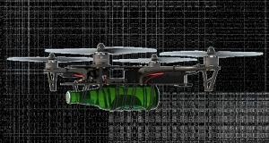 Дрон от Flytrex может доставлять разнообразные предметы