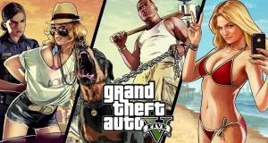 Сравнение Grand Theft Auto 5: PS3 VS PS4