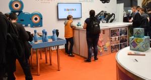 Робототехніка для навчання та розваг на СЕЕ 2017