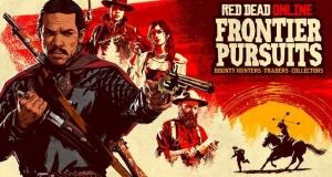 Вийшов трейлер оновлення Red Dead Online: Frontier Pursuits