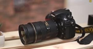 Обзор объектива Nikon Nikkor AF-S 24-70mm f:2.8G IF ED