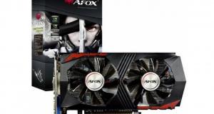 Лідер бюджетного геймінгу - АFOX GTX 750 Ti!