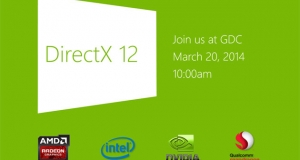 Microsoft анонсировала выход DirectX 12, конкурента AMD Mantle