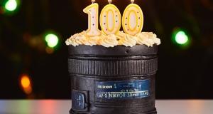 Nikon святкує 100 День народження
