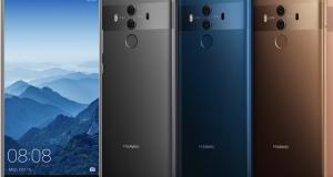 Huawei розпочинає продажі Mate10 Pro у США і заявляє про співпрацю зі знаменитою актрисою