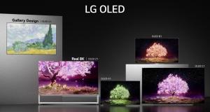 Нова лінійка телевізорів LG 2021 року