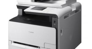Печатные устройства серии i-SENSYS