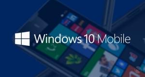 В Майкрософт увеличили лимиты требований для системы, где будет применяться Windows 10 мобильной редакции