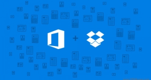 Microsoft и Dropbox объявили о партнерстве и интеграции Office в облако