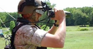 Очки дополненной реальности для обучения морской пехоты