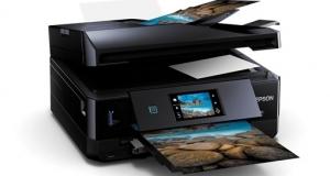 Фотопринтеры Epson Expression Premium с сенсорным ЖК-экраном