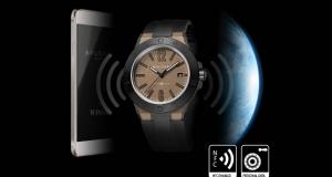 Умные часы Bulgari Diagono Magnesium сосредоточены на защите персональных данных