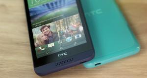 Desire 610: HTC представила смартфон с расширенными мультимедийными возможностями