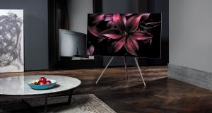 Новый QLED телевизор от Samsung воспроизводит цвет в 100% объёме