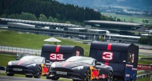 Гонщики Формули-1 трощать будинки на колесах у промо-ролику до Red Bull Racing (відео)
