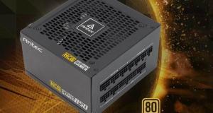 Блоки живлення ANTEC High Current Gamer – потужні, надійні та сучасні