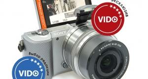 Обзор фотокамеры Sony α5000: невероятная детализация