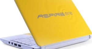 Пятерка лучших новостей №9: Acer на Computex 2011
