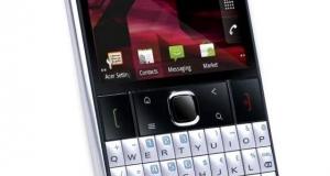 CES 2011: Acer beTouch E210