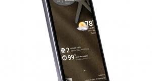 MWC 2011: смартфон Acer Iconia Smart