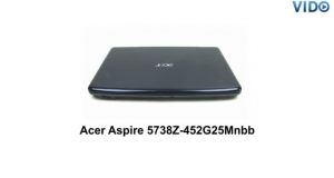 Ноутбук Acer AS5738Z-452G25Mnbb (LX.PAQ0C.001)