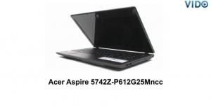 Ноутбук Acer Aspire 5742Z-P612G25Mncc (LX.R4R0C.011)