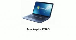 Aspire 7740G