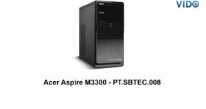 Acer Aspire M3300