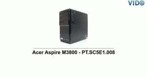 Acer Aspire M3800 (PT.SC5E1.008)