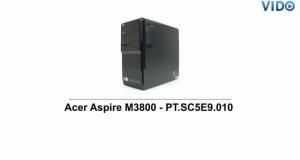 Acer Aspire M3800 - PT.SC5E9.010