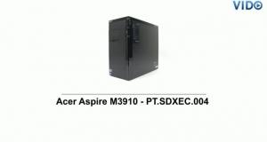 Acer Aspire M3910 - PT.SDXEC.004