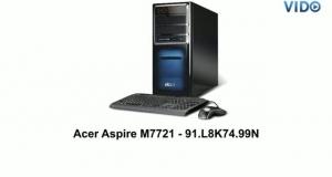 Acer Aspire M7721