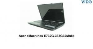Ноутбук eMachines E732G-333G32Mnkk (LX.NCH0C.001)