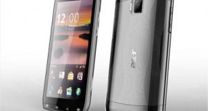 CES 2011: Acer показала 4,8″ металлический планшетофон!