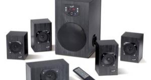 Новая акустическая система Genius SW-HF5.1 4500.