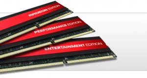 Наборы памяти DDR3 от AMD.