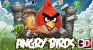 Angry Birds адаптируют под LG Optimus 3D