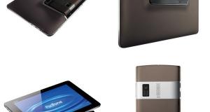 Asus Padfone - первый смартфон на Snapdragon S4