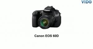 Цифровая фотокамера зеркальная Canon EOS 60D + объектив 17-85mm IS USM (4460B107)