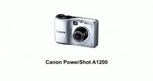 Цифр. фотокамера Canon Powershot A1200