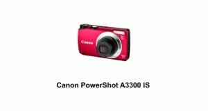 Цифр. фотокамера Canon Powershot A3300 IS